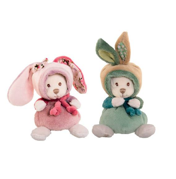 Bukowski ZIGGY HAPPY FAMILY ROSE RABBIT 15 см