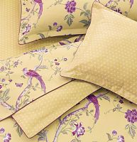Покрывало Laura Ashley MULLWORTH YELLOW (v.4-70073) 150х200 желтое