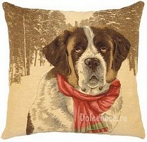 Подушка FS Home Collection FOREST DOGS 1352-2 45х45