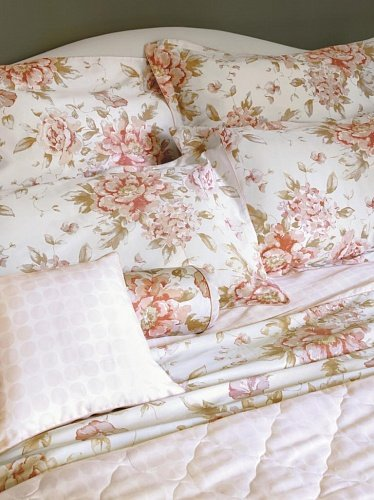 Постельное белье Laura Ashley RIVENHAM v.1-17515 (shell) 200х200 евро