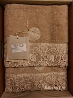 Набор полотенец Arte Pura 4.879.RS - 48 ARGILLA OLD (опал)