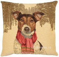 Подушка FS Home Collection FOREST DOGS 1352-1 45х45