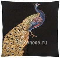 Подушка FS Home Collection PEACOCK GOLD FEATHERS 1443-2 45х45