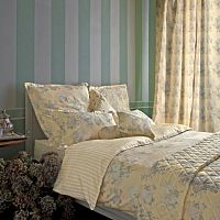 Покрывало Laura Ashley CARLISLE BUTTERMILK (v.7-11771) 150х200