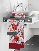 Набор полотенец Feiler CINNAMON ROSE 129 - purpurrot